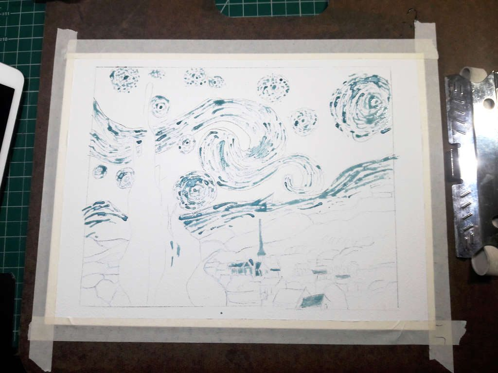 001-sketch-with-masking-fluid