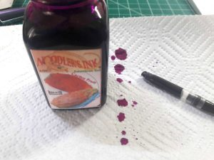 004-new-pen-day-diplomat-magnum-prismatic-purple-inking-oops-the-section-fell-off-in-the-bottle
