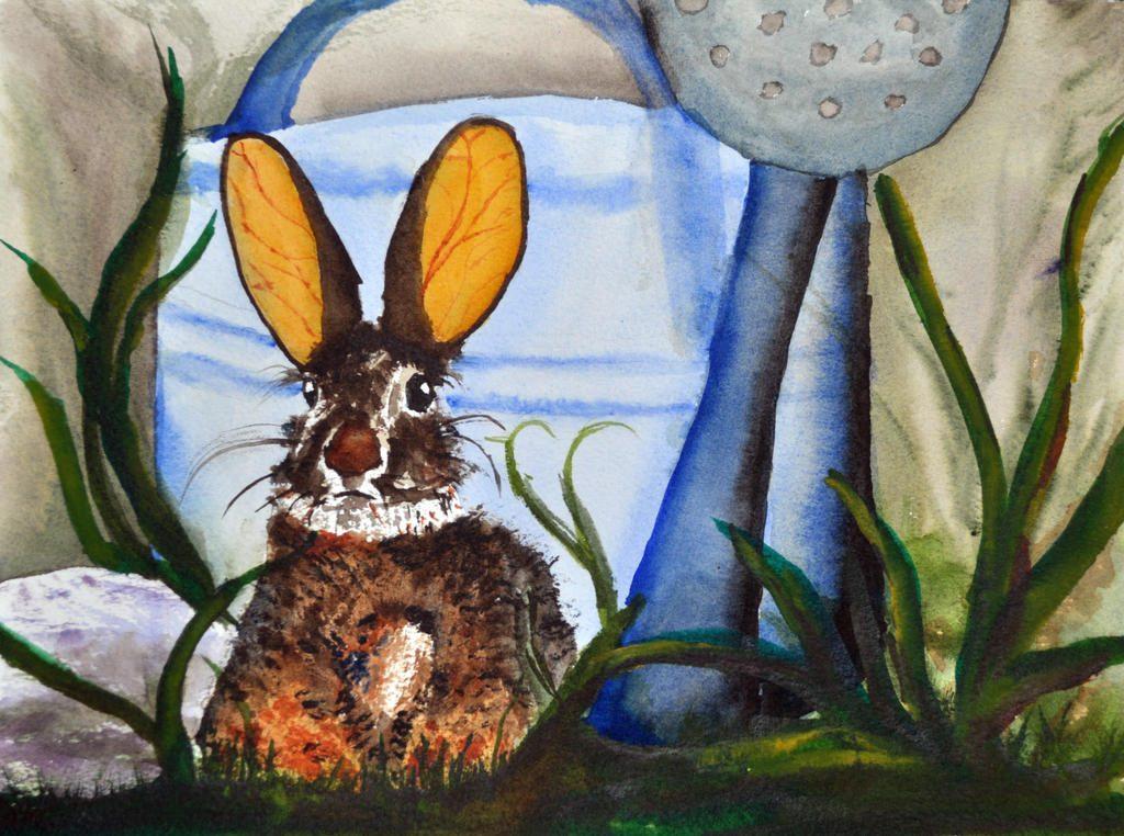 Bunny n Pail
