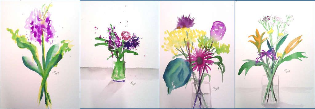 fast and loose flowers, montage, Jan 2017