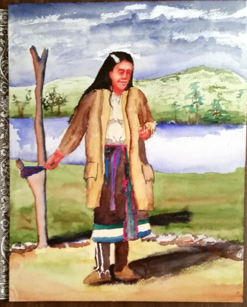 Indigenous Dress