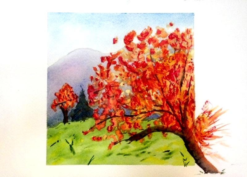 Fall Foliage Breakout